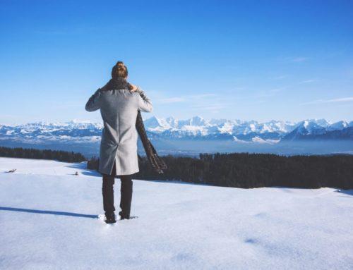 Ένας περίπατος στο χιόνι – Αφορμή για πρακτική